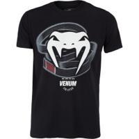 Camiseta Venum Graduado - Masculina - Preto