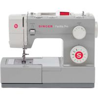 Máquina De Costura Singer Facilita Pro 4411 Cinza Clara Para Uso Domé