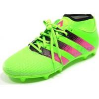 Chuteira Adidas Ace 16.3 Primemesh Campo Vrd/Vrm - Adidas