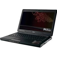 "Notebook Philco Phn 14118 - Dual Core T2390 - Hd 320Gb - Ram 4Gb - Led 14"" - Linux"