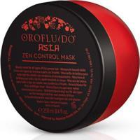 Orofluido Asia Zen Control - Máscara De Hidratação 250Ml - Unissex-Incolor