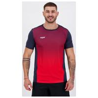 Camisa Topper Graphic Slick Marinho E Vermelha