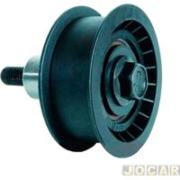 Rolamento Tensor Da Correia Dentada - Ina - Corsa 16V - Meriva 1.8 16V - Circuito Primario - Cada (Unidade) - F-224967