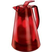 Bule Térmico Milan Translúcido Vermelho 0,5L Euro Home Bt5706-Vmtr