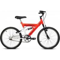 Bicicleta Verden Eagle - Aro 20 - Sem Marchas Laranja