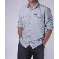 Camisa Hard Adventure Safari Uv50+ Masculina - Masculino