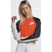 Camiseta Nike Sportswear Mesh Feminina