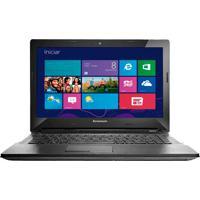 "Notebook Lenovo G40-70 80Ga000Ebr - Prata - Intel Core I3-4005U - Ram 4Gb - Hd 1Tb - Tela 14"" - Windows 8.1"