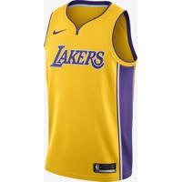 Camiseta Regata Nike Los Angeles Lakers Swingman Masculina