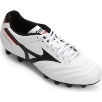 7e232435f9 Netshoes  Chuteira Campo Mizuno Morelia Club Md P - Unissex