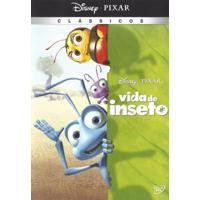 Vida De Inseto - Dvd Filme Infantil