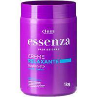 Creme Alisante Essenza Profissional Relaxante Com 1Kg 1Kg