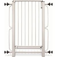 Grade De Proteção Para Porta Safe Max 80X70Cm Branca