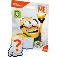 Figura Surpresa Mega Bloks - Minions - Mattel - Unissex-Incolor