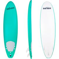Prancha De Surf 6.6 Mini Fun Brasil Natural Azul Escuro/Branco
