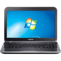 "Notebook Dell Inspiron I14R-3460 - Intel Core I7-3612Q - Ram 8Gb - Hd 1Tb - Tela 14"" - Windows 7"