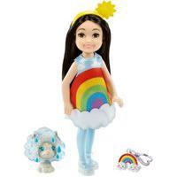 Barbie Mundo De Chelsea Fantasia De Arco-Íris - Mattel