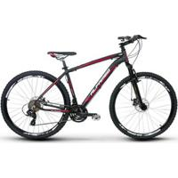Bicicleta Alfameq Zahav Aro 29 Freio A Disco Hidráulico 27V Quadro 21 - Masculino