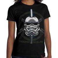 Camiseta Trooper De Elite