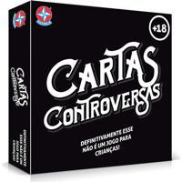Jogo - Cartas - Controversas - Estrela 1602900133