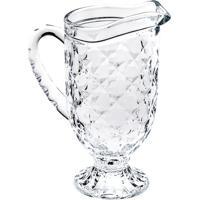 Jarra Diamant- Incolor- 1,3L- Bon Gourmetbon Gourmet