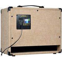Amplificador Para Guitarra Borne Vorax 840 Palha 40W Rms 8 Pol