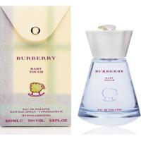 Burberry Baby Touch Alcool Free Gentle Eau De Toilette Unisex 100 Ml