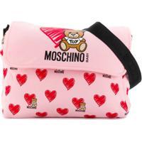 Moschino Kids - Roxo