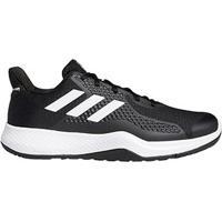 Tênis Adidas Fitbounce Trainer Masculino - Masculino-Preto+Branco