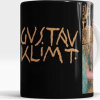 Caneca Gustav Klimt
