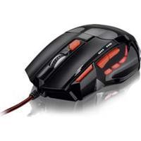 Mouse Fire Button Vermelho Mo236 Multilaser