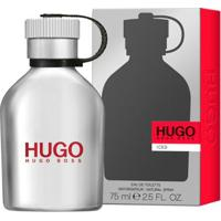 Perfume Masculino Hugo Iced Hugo Boss Eau De Toilette 75Ml - Masculino