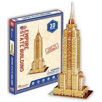 Quebra-Cabeça Empire State 24 Peças - Brinquedos Chocolate