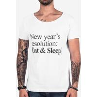 Camiseta New Year'S Resolution 102493
