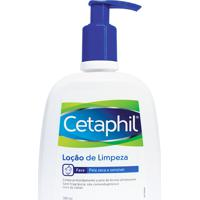 Cetaphil Loção De Limpeza Galderma 300Ml