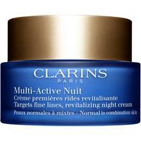 Creme Anti Idade Clarins Multi Active Nuit 50Ml