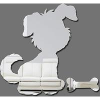 Espelho Decorativo Cachorrinho