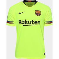 Camisa Barcelona Away 2018 S/N° - Torcedor Nike Masculina - Masculino