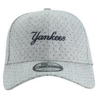 Boné Aba Curva New Era 940 New York Yankees Polka - Snapback - Adulto -  Cinza 759a1b58f475b
