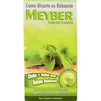 Creme Alisante Ou Relaxante Meyber Ervas Com Queratina Com 80 G