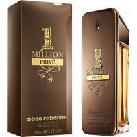 Perfume Masculino 1 Million Privé Paco Rabanne Eau De Parfum 100Ml - Masculino