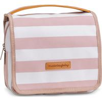 Necessaire Maternidade Viagem Masterbag Baby Brooklyn Rosa
