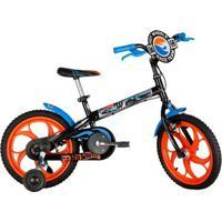 Bicicleta Caloi Hot Wheels Infantil - Aro 16 - Masculino