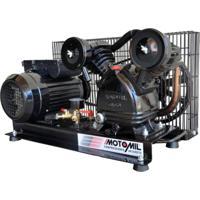 Compressor De Ar Direto Motomil Cmv-10Pl/Adi 2 Hp Monofásico Bivolt