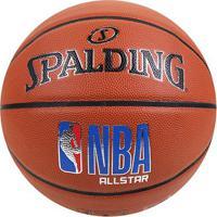 Bola De Basquete Nba Spalding Profissional Allstar Oficial - Unissex