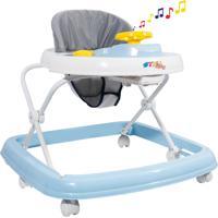 Andador Styll Baby Musical Azul