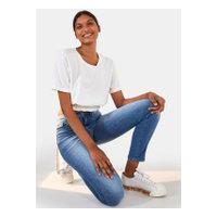 Calca Skinny Azul Claro Refarm Jeans