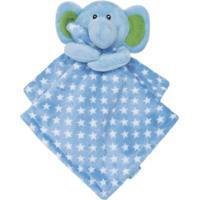 Naninha Elefantinho - Azul - Buba