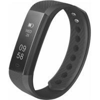 Smartband Pulseira Inteligente Easy Mobile - Smartfit2Hr Monitor Cardíaco - Unissex-Preto