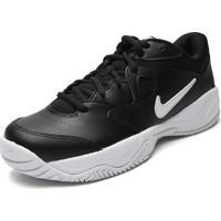 Tênis Nike Court Lite 2 Preto/Branco